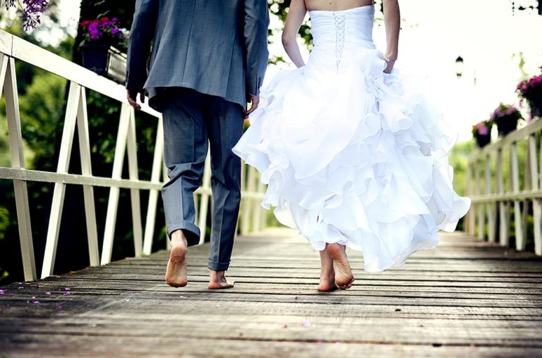 wedding dress dry cleaning